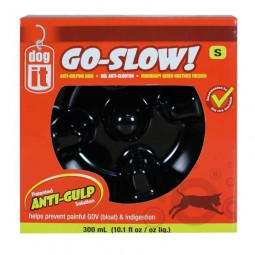 DogIt Go-Slow - Anti Schling Napf 300ml