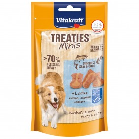 Vitakraft Treaties Minis Lachs & Omega 3