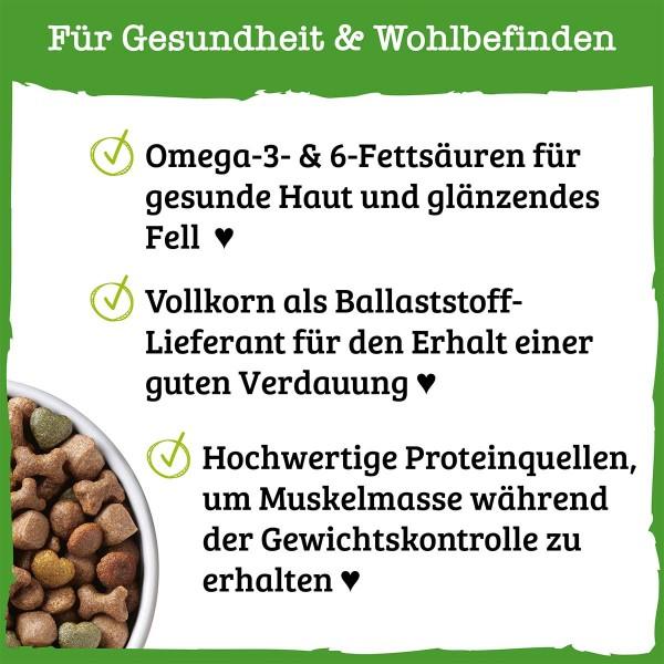 PURINA BENEFUL Wohlfühlgewicht Hundetrockenfutter mit Huhn & Gartengemüse