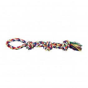 Double corde de jeu 60 cm