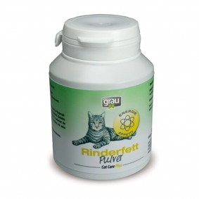 Grau Cat Care Plus Rinderfettpulver 50 g