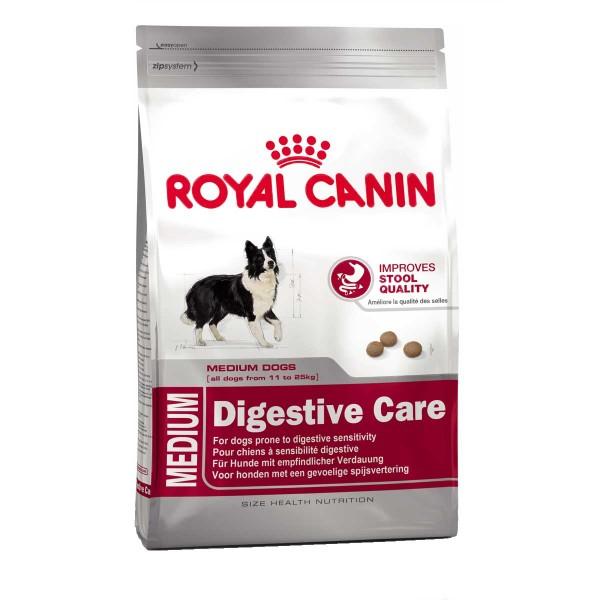 Royal Canin Hundefutter Medium Digestive Care -...
