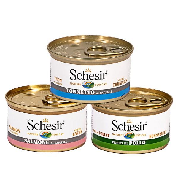 Schesir 42x85g Mixpaket