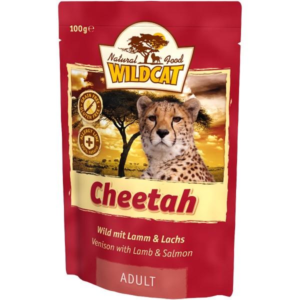 Wildcat Cheetah Adult Wild mit Lamm&Lachs