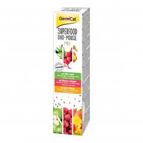 GimCat Superfood Duo-Mousse Mix Dispenser
