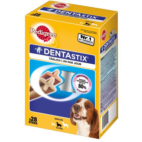 Pedigree DentaStix für mittelgroße Hunde 28 Stück