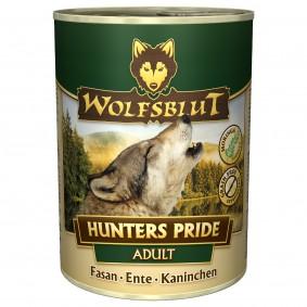 Wolfsblut Hunters Pride mit Ente und Kaninchen