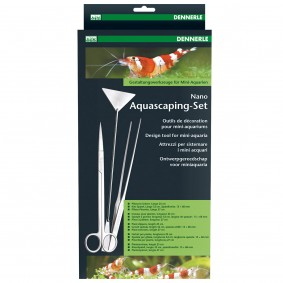 Dennerle Nano Aquascaping Set für Pflanzenaquarien