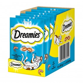 Dreamies Katzensnack mit Lachs