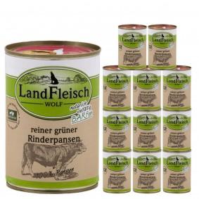 Landfleisch Dog Wolf Rinderpansen