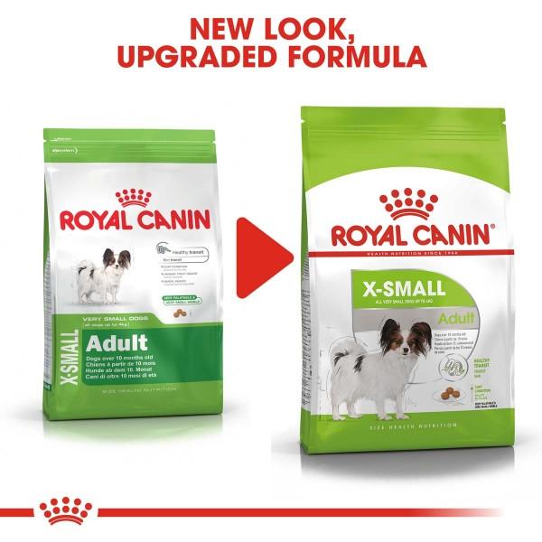 ROYAL CANIN X-SMALL Adult Trockenfutter für sehr kleine Hunde