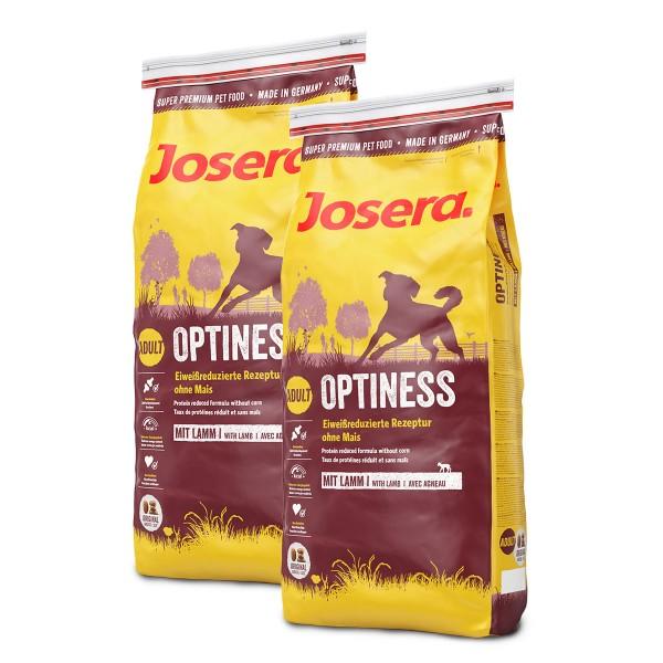 Josera Optiness - 2x15kg Sparangebot