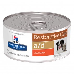 Hill's Prescription Diet a/d Restorative Care