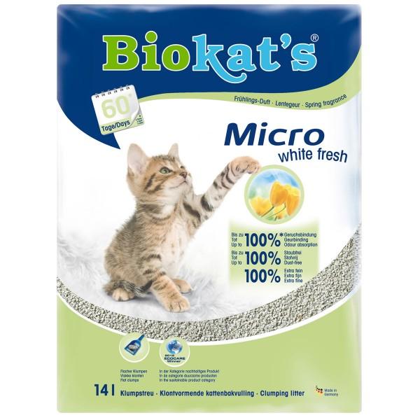 Biokat's Micro White Fresh