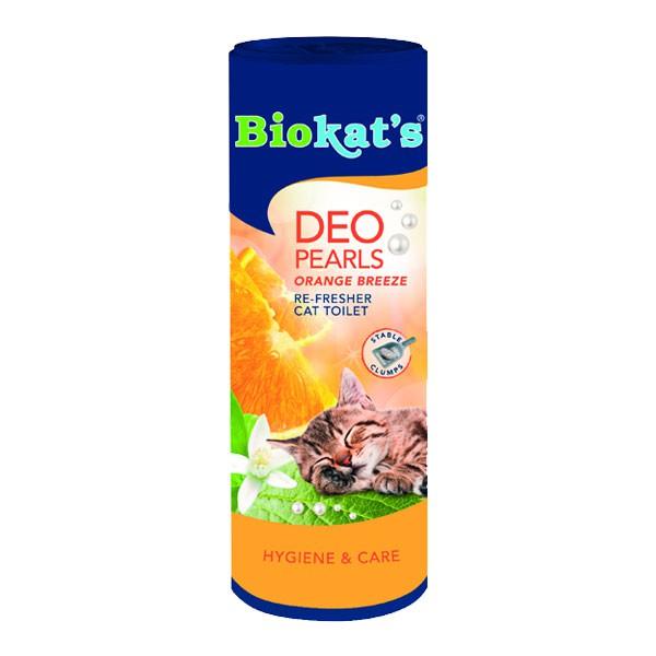 Biokat's Deo Pearls Orange Breeze 700g