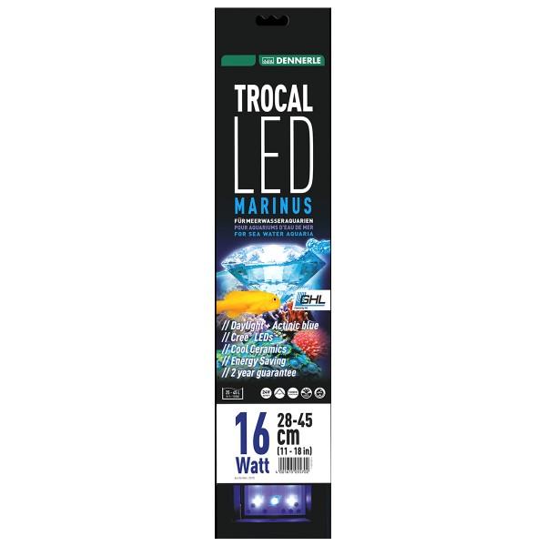 Dennerle Aquarium Beleuchtung Trocal LED Marinu...
