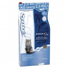 Sanabelle Adult Forelle 10+2kg gratis