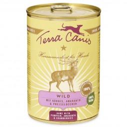 Terra Canis Wild mit Kürbis, Amaranth & Preiselbeeren