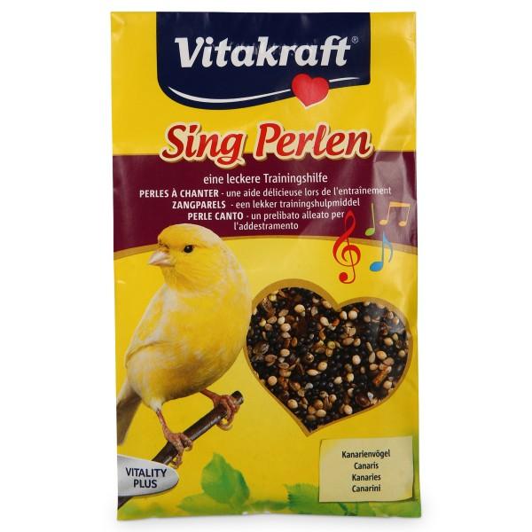 Vitakraft Kanarienvogel Sing-Perlen 20g