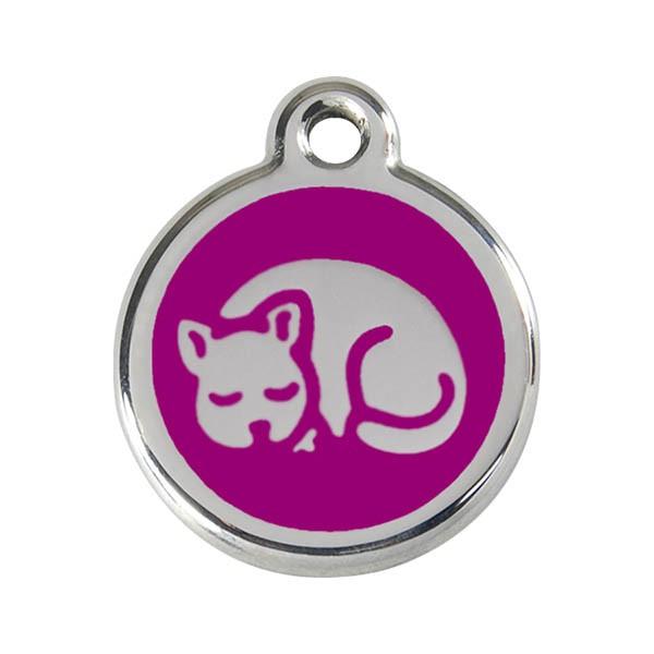"""Red Dingo Katzenmarke """"Kitten"""" 20mm Ø"""
