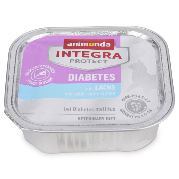 animonda katzenfutter integra protect diabetes mit lachs. Black Bedroom Furniture Sets. Home Design Ideas