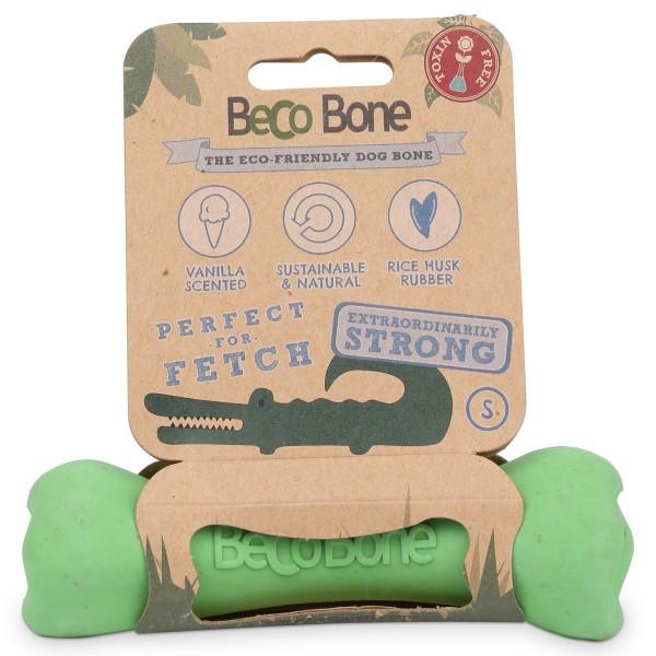 Beco Pets Hundespielzeug Beco Bone Grün Groß