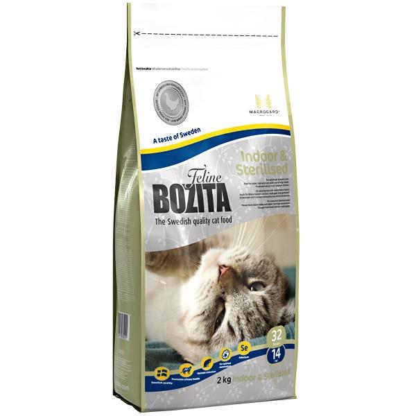 Bozita Feline Adult Indoor & Sterilised - 2kg