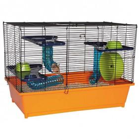 Trixie Hamster- und Kleintierkäfig inkl. Grundausstattung