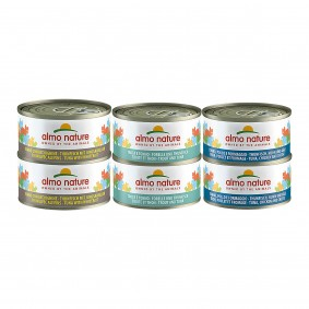 Almo Nature Cat Multipack Tuna Recipes