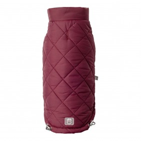 GF Pet Reversible Trail Jacke burgund
