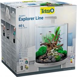 Tetra Aquaart Explorer Line : tetra aquaart explorer line halfmoon komplett set 60l ~ Watch28wear.com Haus und Dekorationen