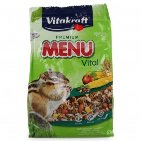 Vitakraft Streifenhörnchen Premium Menü Vital 600g