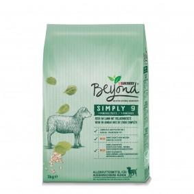 Purina BEYOND SIMPLY 9 reich an Lamm mit Vollkorngerste
