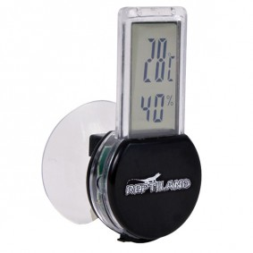 Reptiland Digital Thermometer und Hygrometer