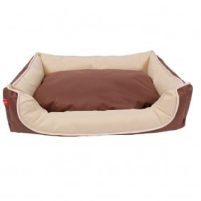 ZooRoyal Hundebett Hakon braun/beige