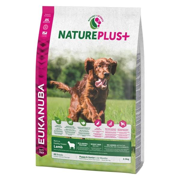 Eukanuba NaturePlus+ Junior Lamm