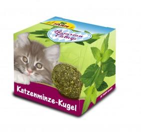 JR Cat Bavarian Catnip Katzenminze-Kugel