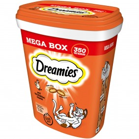 Dreamies Tub mit Huhn 350g