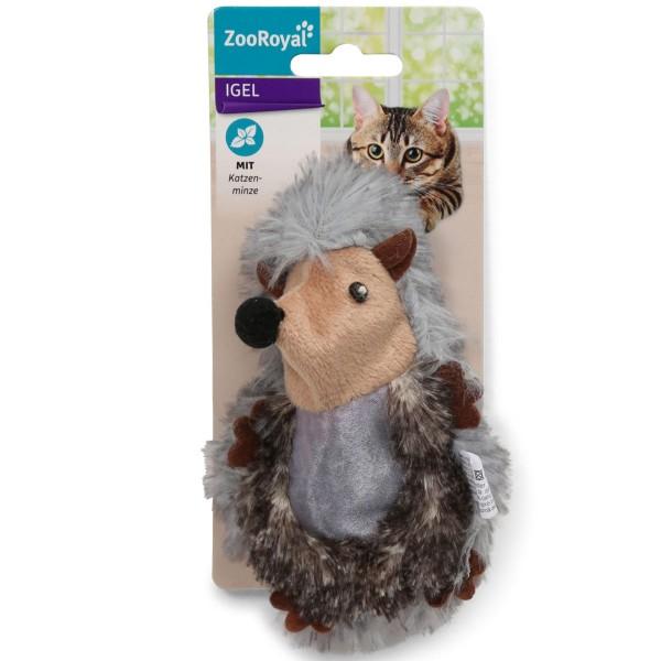 ZooRoyal Igel mit Katzenminze