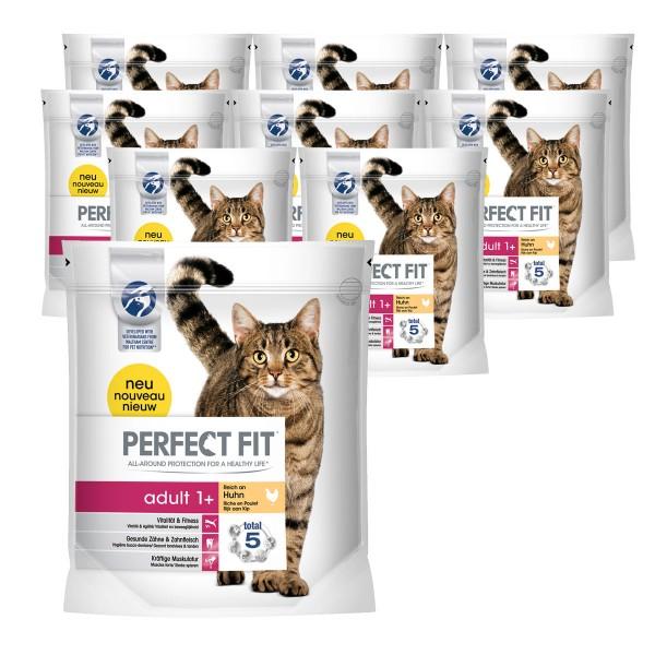 Perfect Fit Katzenfutter Trockenfutter 1,4 kg 6+3 gratis