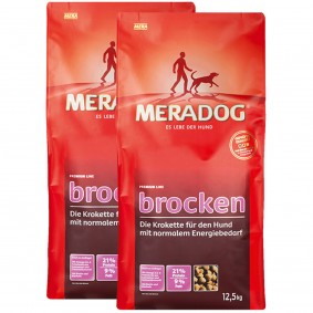 Mera Dog Brocken 2x12,5kg