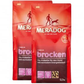 Mera Dog Brocken 2x12,5kg